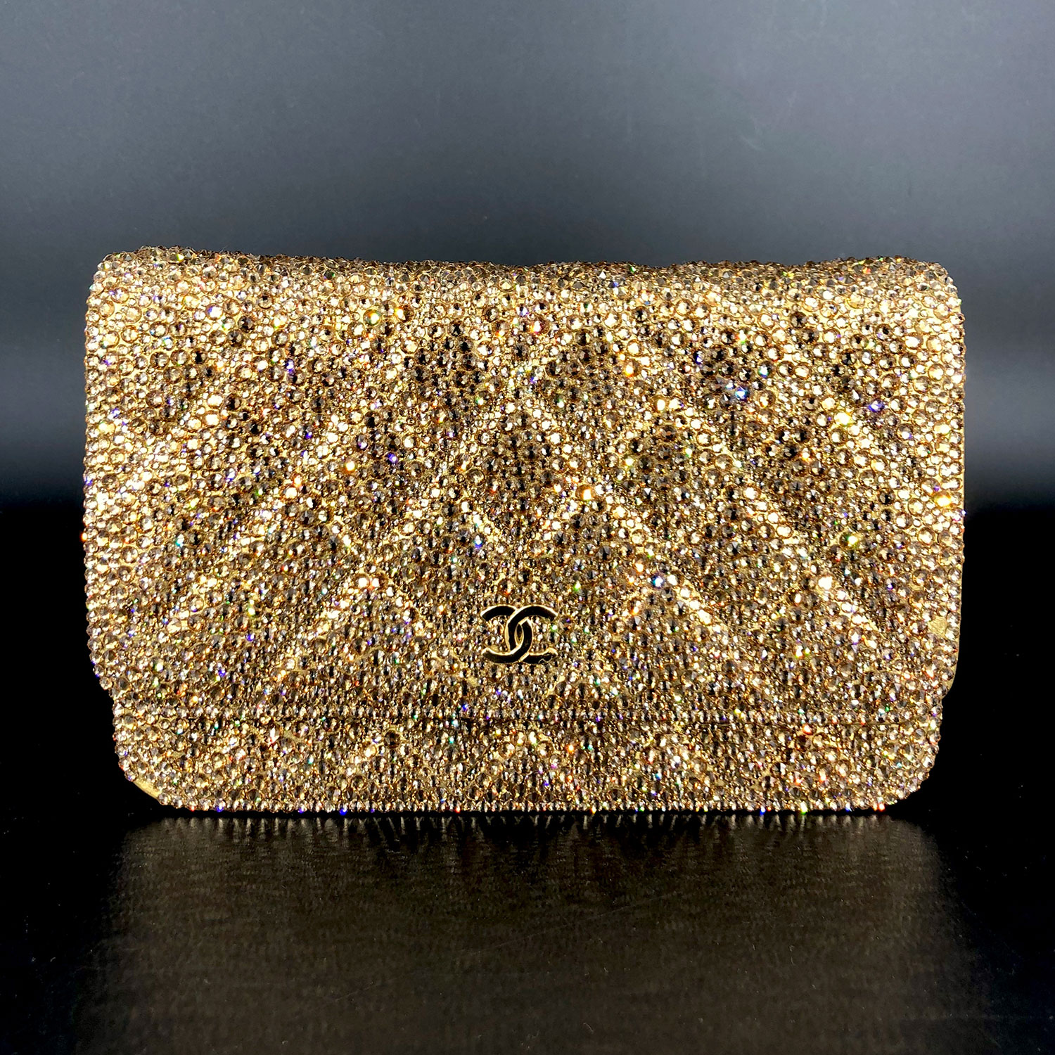 Gold Chanel